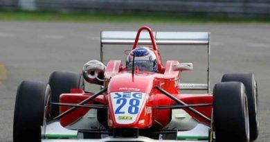 F3 Alemã: Rafael Suzuki busca melhora para o treino classificatório em Lausitz