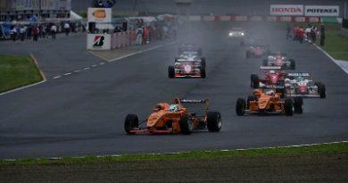 F3 Japonesa: Streit vence em Autopolis