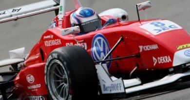 F3 Alemã: Quinto no grid, Rafael Suzuki mantém expectativa por pódio em Nurburgring