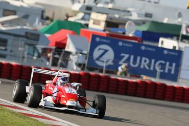 F3 Alemã: Suzuki tem corrida difíci em Nürburgring, mas se mantém em quinto no campeonato