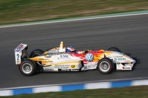 F3 Alemã: Na abertura da temporada Richie Stanaway vence as duas provas