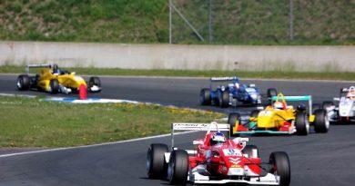 F3 alemã: Laurens Vanthoor vence a primeira prova