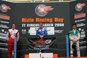 F3 Alemã: Rafael Suzuki conquista primeiro pódio na Europa