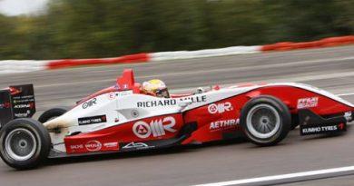 F3 Européia: Jules Bianchi é o Campeão de 2009