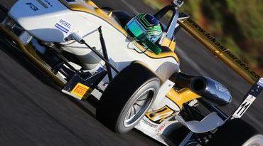F3 Brasil: Lukas Moraes lidera primeiro treino