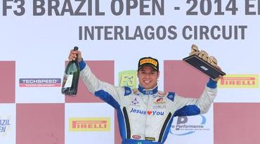 F-3 Brazil Open: Felipe Guimarães conquista o bicampeonato em Interlagos