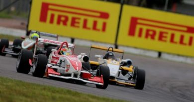 F3 Brasil: Vitor Baptista comemora título na F3 Light