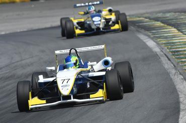 F3 Brasil: Samaia e Iorio são os vencedores da Fórmula 3 em Interlagos