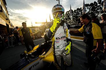 F3 Brasil: Matheus Iorio quebra domínio de Samaia e crava a pole em Londrina