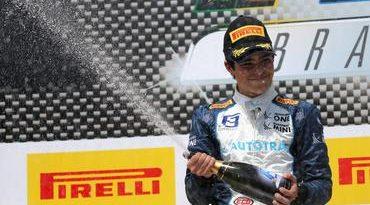 F3 Brasil: De sexto para o topo, Piquet vence mais uma