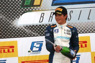 F3 Brasil: Pedro Piquet vence mais uma