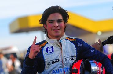 F3 Brasil: Pedro Piquet conquista sua nona pole na F3 Brasil
