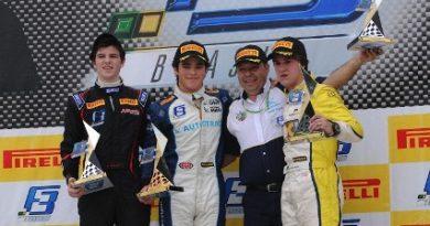 F3 Brasil: Mais uma vitória de Pedro Piquet