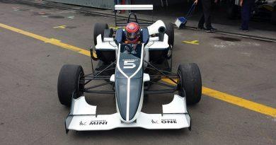 F3 Brasil: AUTOTRAC divulga imagens do carro de Pedro Piquet na F3 Brasil