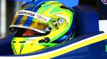 F3 Brasil: Guilherme Samaia aproveita incidente na largada e vence a primeira corrida em Curitiba