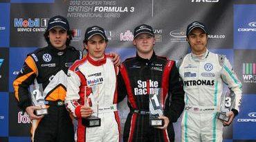 F3 Inglesa: Pipo Derani vence pela primeira vez. Jack Harvey lidera o campeonato