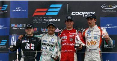 F3 Britânica: Jazeman Jaafar é o novo líder do campeonato