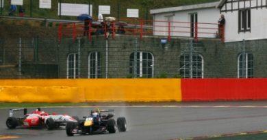 F3 Britânica: Felix Serralles é o novo líder do campeonato
