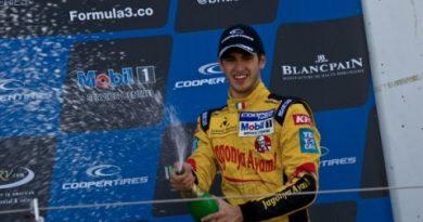 F3 Britânica: Três vencedores diferentes em Spa-Francorchamps
