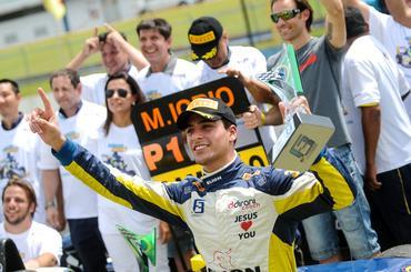 F3 Brasil: Matheus Iorio vence e conquista por antecipação o título da Fórmula 3 Brasil 2016