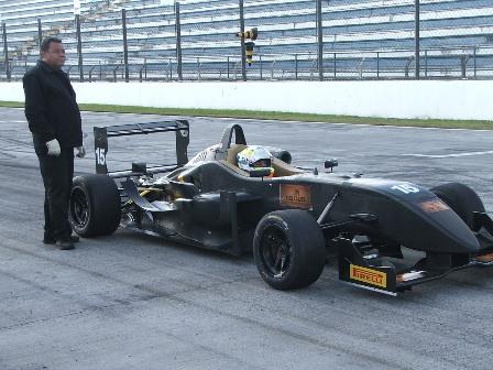 F3 Sulamericana: Após largar em último, Cantelli chega em 4º em Curitiba