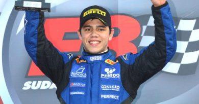 F3 Sulamericana: Leonardo Cordeiro volta a vencer em Curitiba