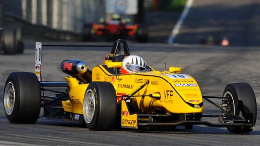 F3 European Open: Alex Fontana é o Campeão de 2011