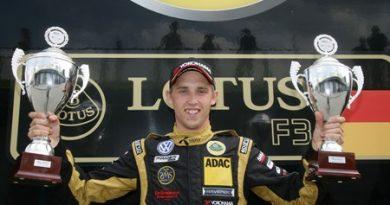 F-3 Alemã: Jimmy Eriksson é o campeão de 2012