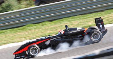 F3 Européia: César Ramos obteve 5° lugar no grid, mas teve problemas na largada
