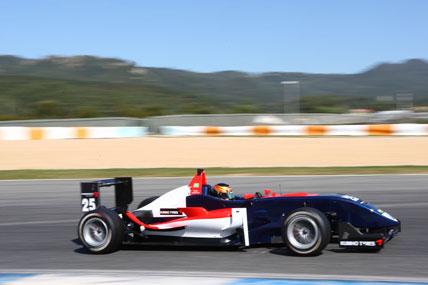 F-3 Européia: Tiago Geronimi é o melhor estreante na corrida deste sábado na Alemanha