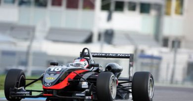 F-3 Européia: Em Hockenheim, Pedro Enrique tira aprendizado após primeira corrida da categoria em 2009