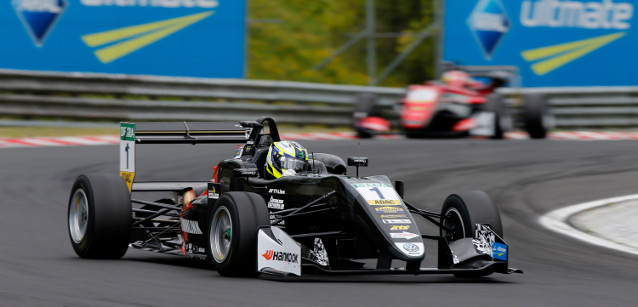FIA F3 European: Joel Eriksson reassume lidera isolada do campeonato