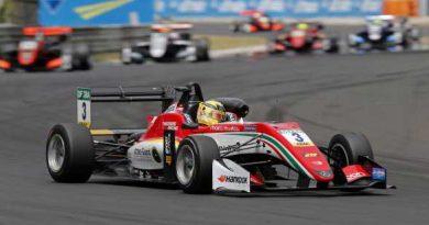 FIA F3 European: Maximilian Günther assume liderança do campeonato