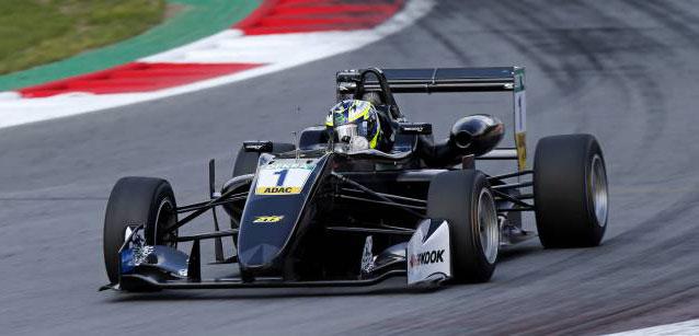 FIA Formula 3 European: Joel Eriksson lidera após primeira etapa