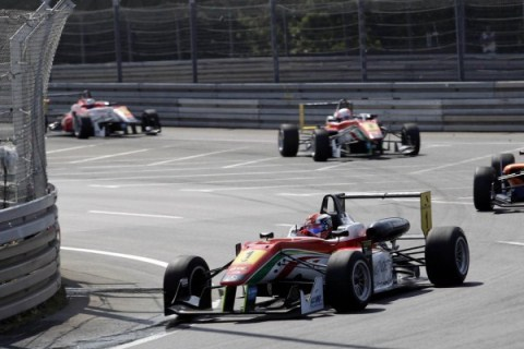 FIA F3 European: Raffaele Marciello vence as três provas em Nürburgring