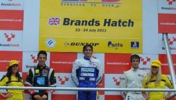 F3 European Open: Fahmi Ilyas e Victor Corrêa vencem em Brands Hatch