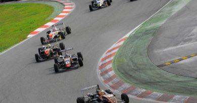 European F3 Open: Temporada termina em Barcelona