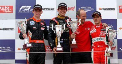 FIA F3 European: Esteban Ocon vence as três provas na Rússia