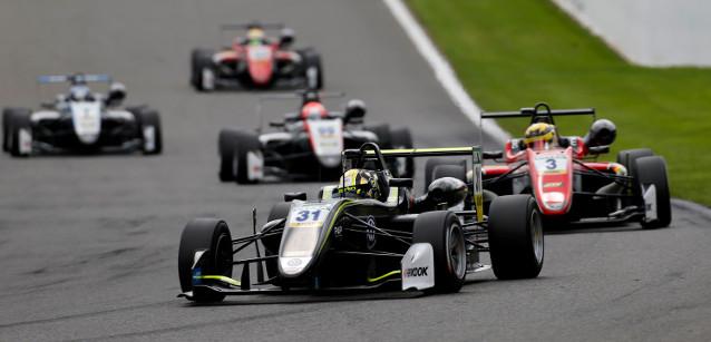 FIA F3 European: Maximilian Günther mantém a liderança do campeonato