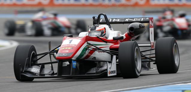 FIA F3 European: Hockenheim encerra temporada 2015