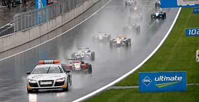 F3 Euro Series: Roberto Merhi e Daniel Juncadella vencem na Áustria