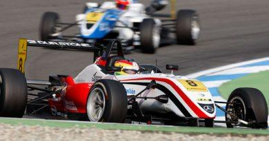 F3 Euro Series: Prema vence as três provas em Hockenheim