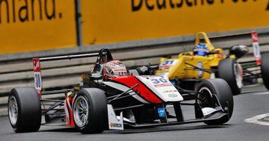 FIA F3 European: Max Verstappen faz a trinca em Norisring