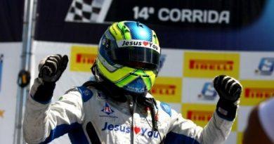F3 Sul-Americana: Felipe Guimarães vence a segunda e abre vantagem na liderança