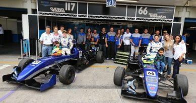 F3 Brasil: Hitech Racing fecha lista de pilotos 2014 com Matheus Leist na Light