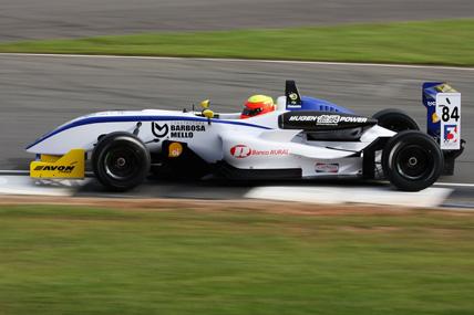 F3 Inglesa: Clemente Jr. planeja estar na categoria em 2009