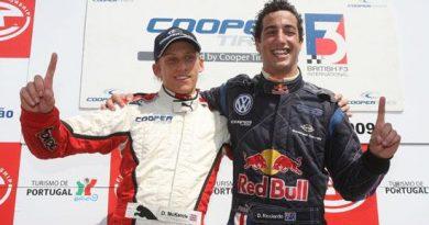 F3 Inglesa: Daniel Ricciardo é o Campeão de 2009