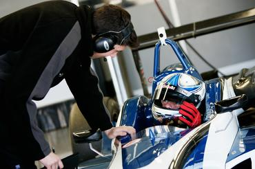 F3 Inglesa: Sob chuva, Gabriel Dias faz bom teste em Silverstone
