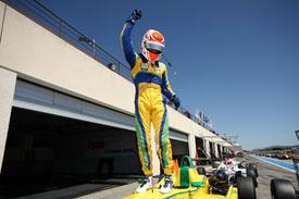 F3 Inglesa: Felipe Nasr e William Buller vencem em Paul Ricard