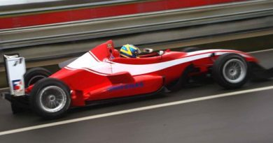F3 Inglesa: Mineiro Victor Correia finaliza testes em Rockingham